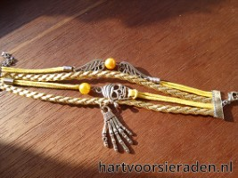 Armband Leatherlook
